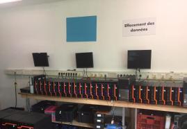 Réemploi d'équipements informatiques